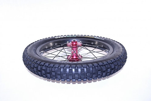 16.0 Racing Front Wheel & Tyre. WHE031508