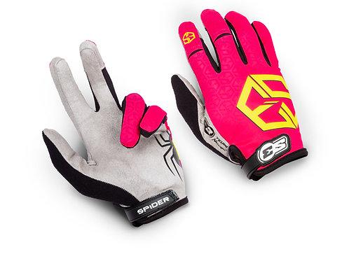"""S3 Junior """"Spider"""" Glove Pink"""