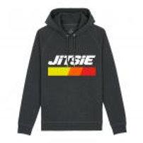 Jitsie Hoodie Linez Grey