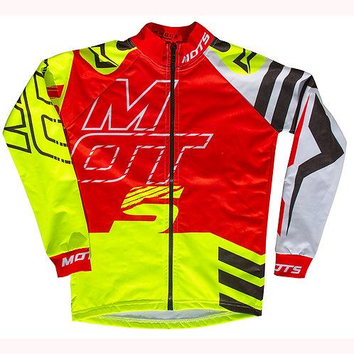 MOTS STEP 5 Zip Jacket 'Junior' RED