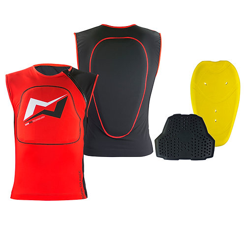 MOTS SKIN PRO BACK + CHEST PROTECTOR – JUNIOR