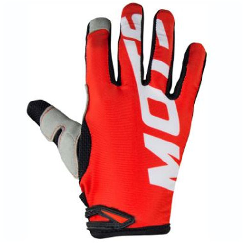 Mots Rider 3 Junior Gloves – Red