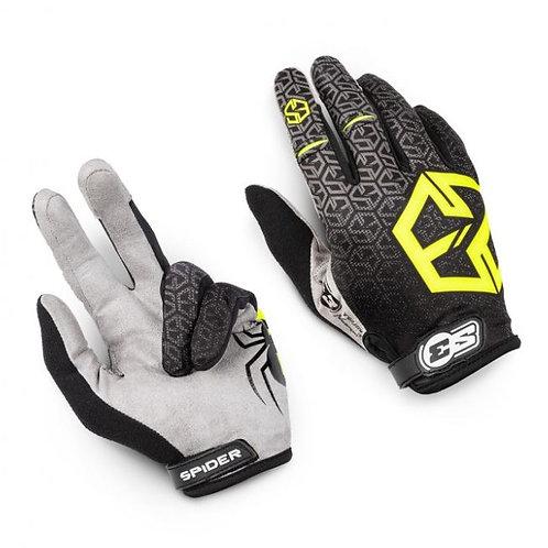 """S3 Junior """"Spider"""" Glove Black"""