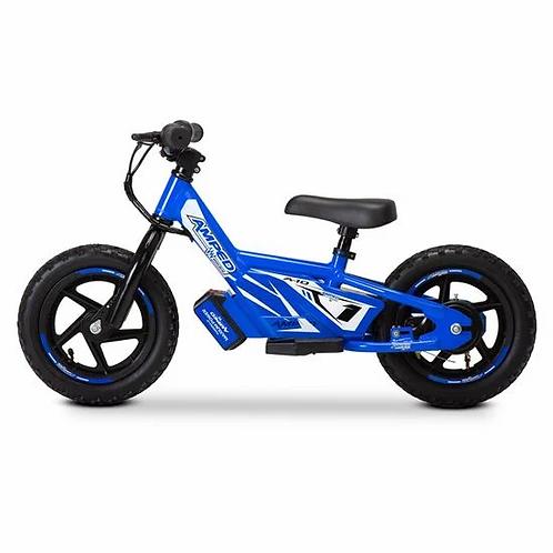 Amped A12 Electric Balance Bike Blue