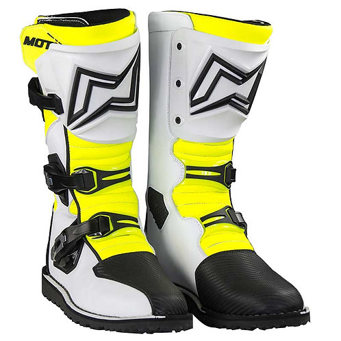 MOTS ZONA2 Trial Boots – Fluro