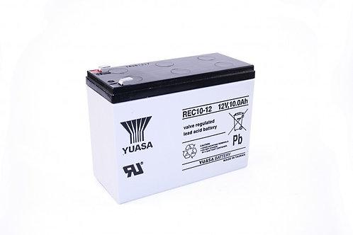 YUASA 12v 10ah Battery