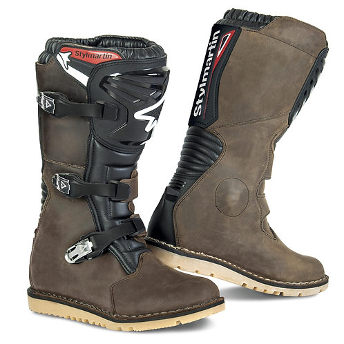Stylmartin Impact RS Trials Boots – Nabuck