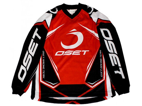 ELITE riding gear: Jersey - Red