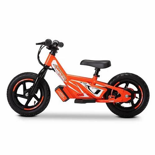 Amped A12 Electric Balance Bike Red
