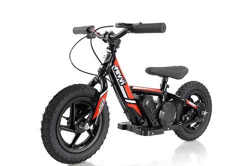 "Revvi 12"" Electric Balance Bike Red"