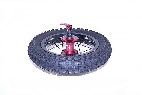 12.5R Front Wheel & Tyre. WHE031229