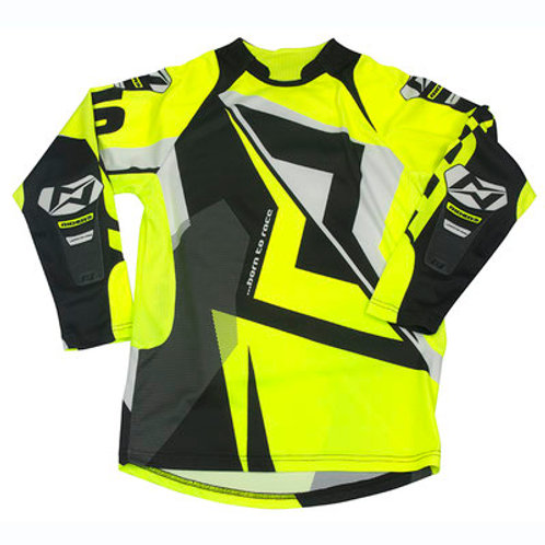 Mots Rider 3 shirt Junior – Fluo