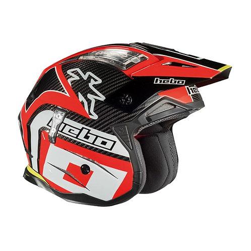 HEBO Zone 4 Carbon Fibre Helmets