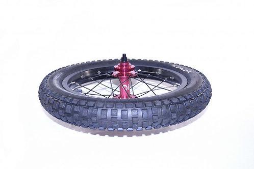 16.0 Rear Wheel. WHE031511