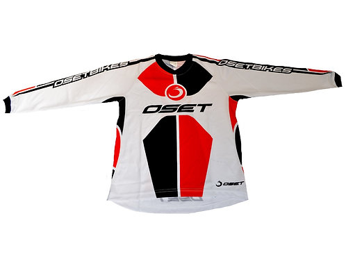 PRO 2 Riding Gear Jersey - White