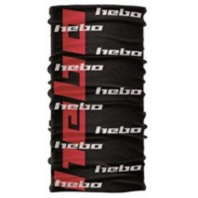Hebo Neck Scarf/Headband Black