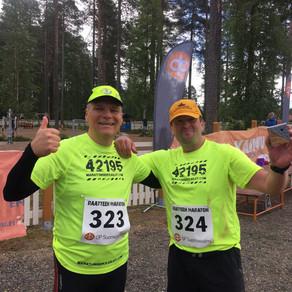 Raatteen maraton – reitti suoraan Suomen historiasta