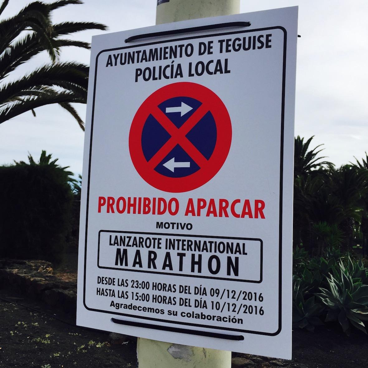 Maratonseikkailut Lanzarote 2016