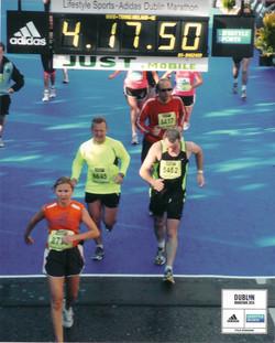 Maratonseikkailut Dublin