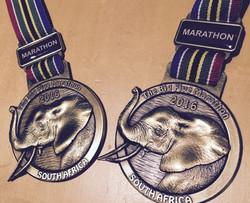 Maratonseikkailut Big Five Marathon