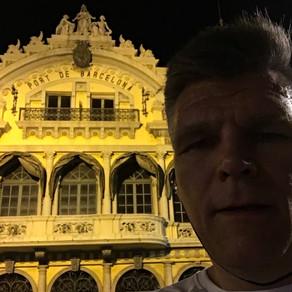 Vakoilumatkalla Barcelonan maratonin maisemissa
