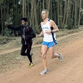 Kun pääministeri juoksi maratonin reiluun kolmeen tuntiin