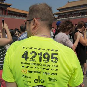 Great Wall Marathon – maratonseikkailujen todellinen klassikko
