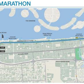Pitkien suorien maraton