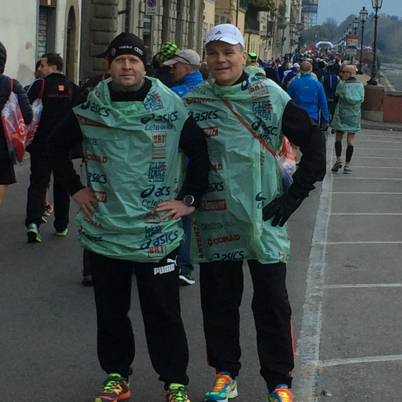 Maratonseikkailut Firenze