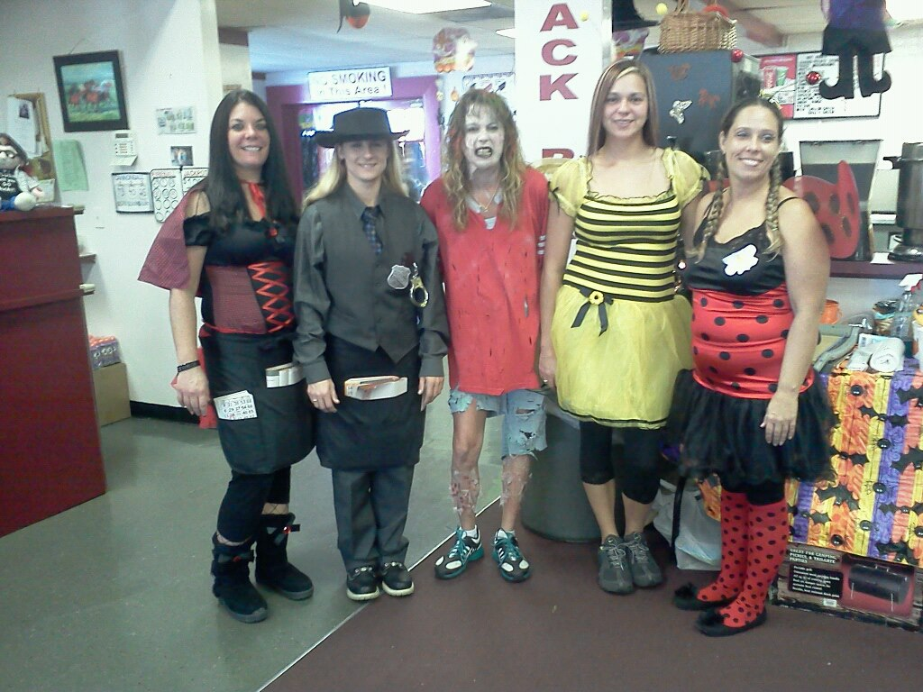 HALLOWEEN AT PLANT CITY BINGO