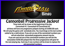 Cannonball Jackpot