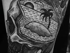 Desert Island Skull