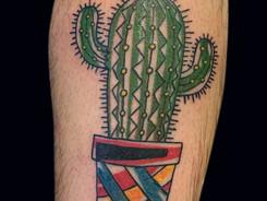 Traditional tattoo by Avram Nikolic