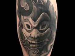 Tattoo by Barbara Alattyani