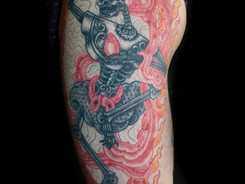 Tattoo by Alice Of The Dead