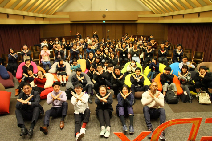 第二回TEDxRikkkyoU開催!!