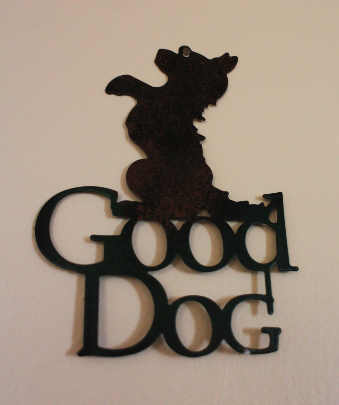 Where good dogs go