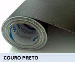 APLIKDECOR COURO PRETO 1R=1220MMX15MT
