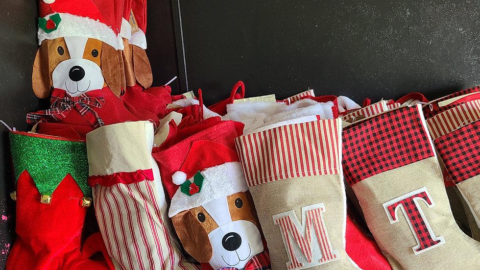 Christmas Stocking (pre-order)