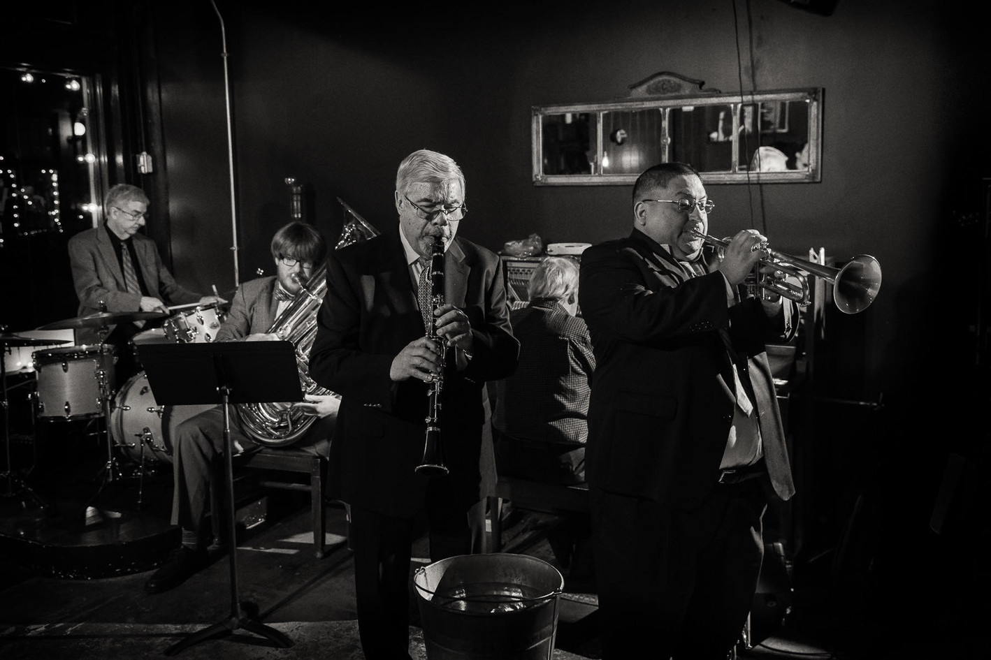 East Dallas Traditional Jazz Band