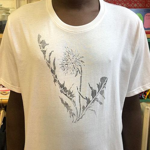 T-shirt Dent-de-lion