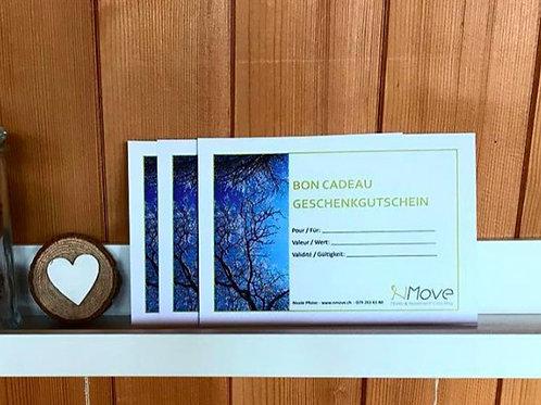 Bon / Gutschein / Voucher