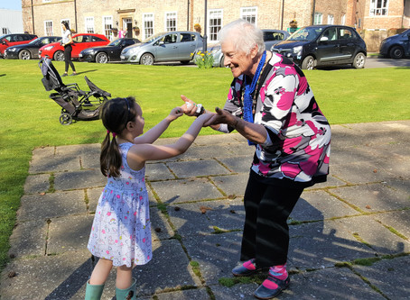 Rosedene Northallerton pairs up with Mount Vale Care Home.