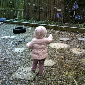 Snow day! All nurseries except Egglescliffe open as usual