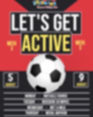 Week 3 - Let's Get Active