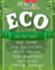 Week 2 - Eco Week