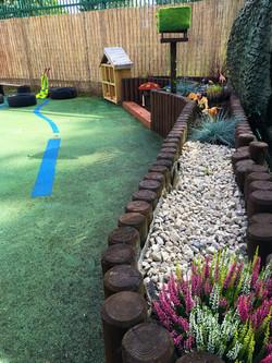 Rosedene Hemlington - Outdoor Area