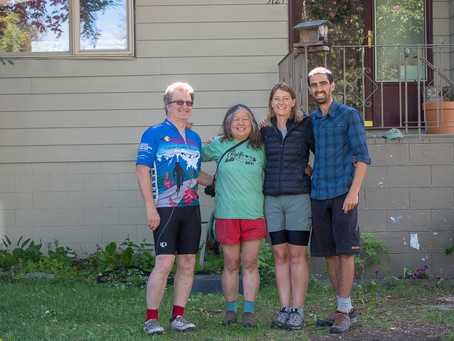 The lessons we have learnt: Anchorage to Denali and in to the Park