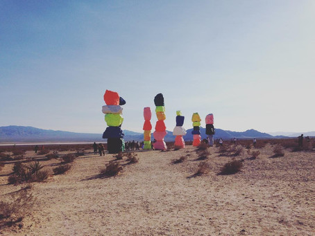 California Dreaming: Cycling from Las Vegas to San Diego