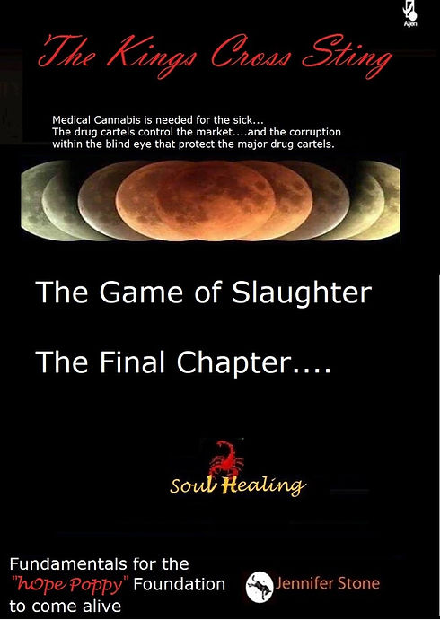 the Game of Slaughter The Final Chapter.